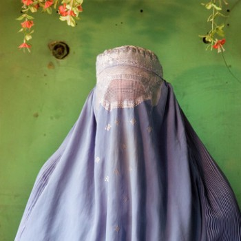 Forsaken: Afghan Women by Lana Slezic, published by powerHouse Books
