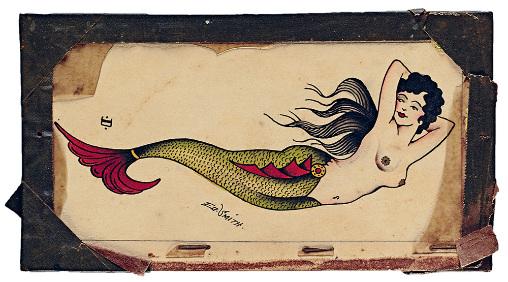 Vintage tattoo flash 100 years of traditional tattoos from the collection of jonathan shaw - Mobeltattoo vintage ...