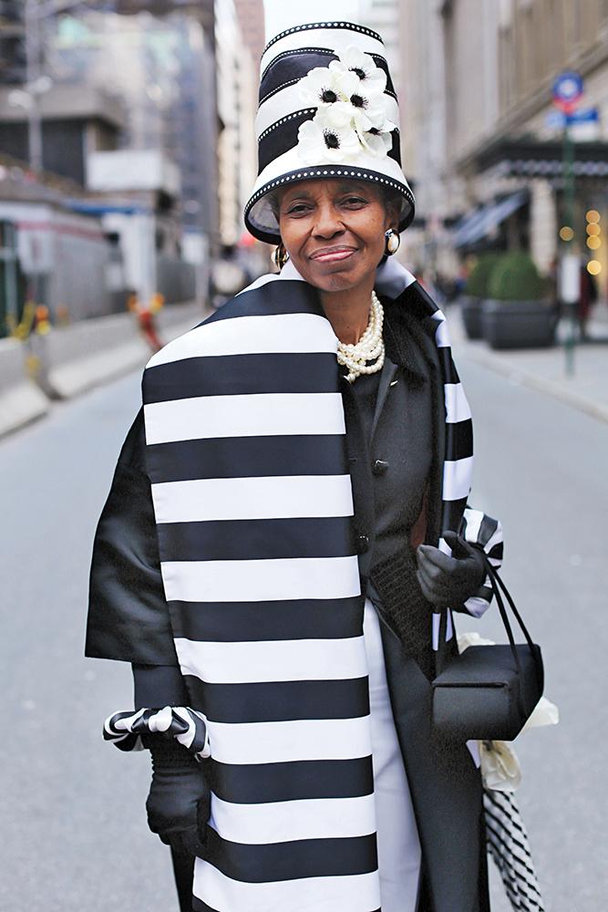 Older Women Hats Fashion