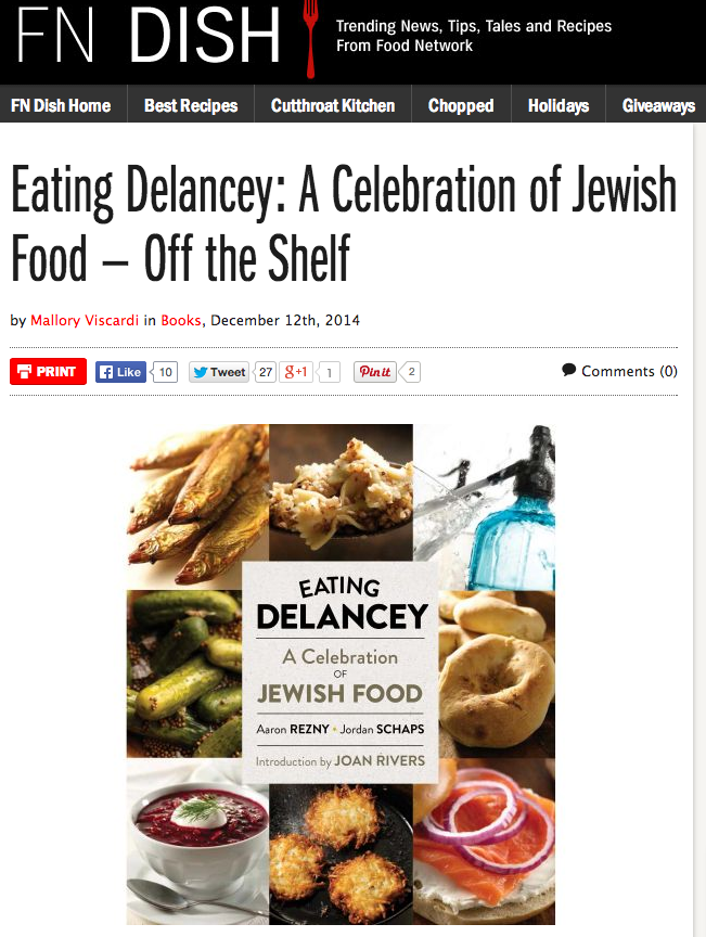 Food network online sinks its teeth into eating delancey screen shot 2014 12 16 at 44902 pm forumfinder Image collections