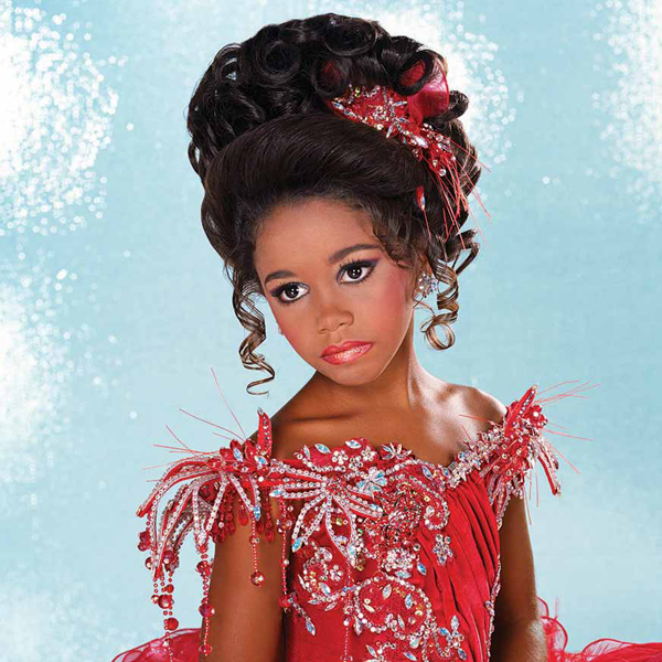 High Glitz The Extravagant World Of Child Beauty Pageants
