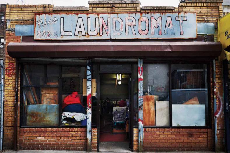 Laundromat Powerhouse Books