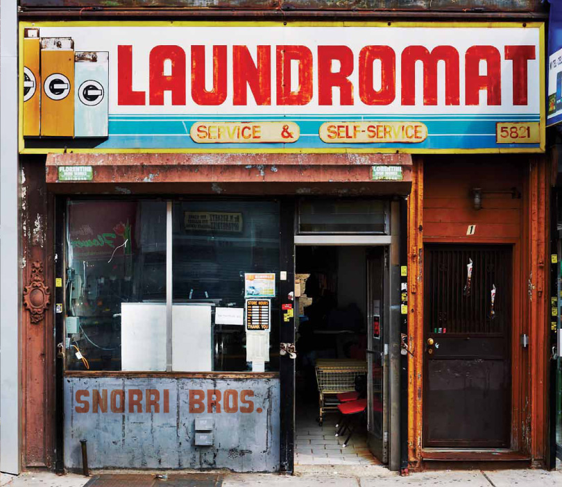 Laundromat Powerhouse Books